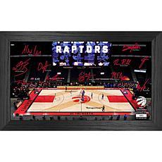 Officially Licensed NBA 2021 Signature Court - Toronto Raptors