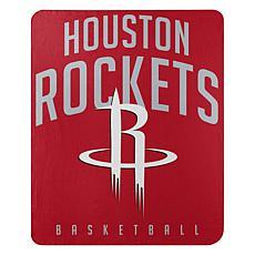 "Officially Licensed NBA 50"" x 60"" Layup Fleece - Rockets"