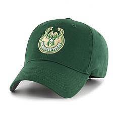 Officially Licensed NBA Classic Adjustable Hat - Milwaukee Bucks