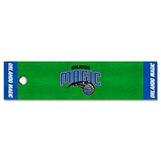 Officially Licensed NBA Putting Green Mat  - Orlando Magic