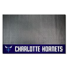 Officially Licensed NBA Vinyl Grill Mat  - Charlotte Hornets