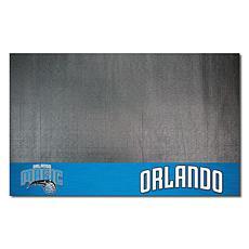 Officially Licensed NBA Vinyl Grill Mat  - Orlando Magic