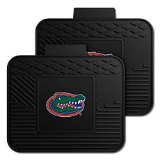 Officially Licensed NCAA  2-pc Heavy Duty Vinyl Mat Set-Un. of Florida