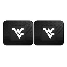 Officially Licensed NCAA  2pc Heavy Duty Vinyl Mat Set-West Virginia