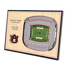 Officially Licensed NCAA 3-D Desktop Display - Auburn Tigers