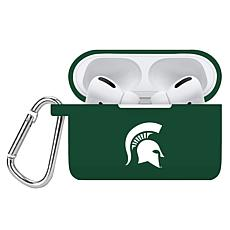 Officially Licensed NCAA Apple AirPods Pro Case Cover - Michigan State