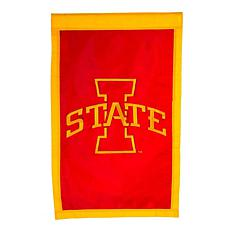 Officially Licensed NCAA Applique House Flag - Iowa State