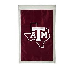 Officially Licensed NCAA Applique House Flag - Texas A&M