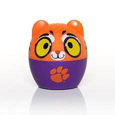 Officially Licensed NCAA Bitty Boomers Bluetooth Speaker - Clemson