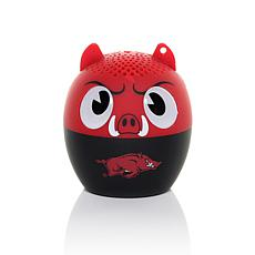Officially Licensed NCAA Bitty Boomers Bluetooth Speaker - Arkansas