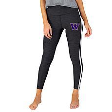 Officially Licensed NCAA Centerline Ladies Legging - Washington