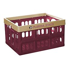 Officially Licensed NCAA Collapsible Crate - Florida State