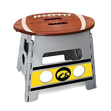 Officially Licensed NCAA Folding Step Stool - University of Iowa