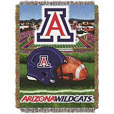 Officially Licensed NCAA Home Field Advantage Throw - Arizona
