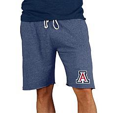 Officially Licensed NCAA Mainstream Men's Knit Short - Arizona