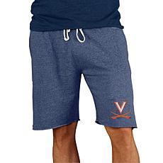Officially Licensed NCAA Mainstream Men's Knit Short - Virginia