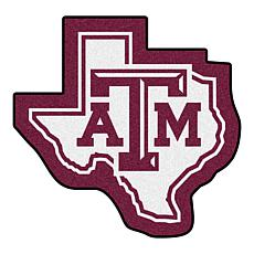 Officially Licensed NCAA Mascot Rug - Texas A&M University