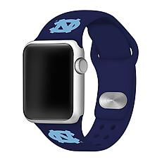 Officially Licensed NCAA Navy 38/40MM Apple Watch Band - NC Tar Hee...