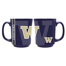 Officially Licensed NCAA Reflective 11 oz. Coffee Mug - Washington