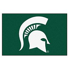 Officially Licensed NCAA Rug - Michigan State University