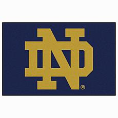 Officially Licensed NCAA Rug - Notre Dame