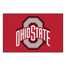 Officially Licensed NCAA Rug - Ohio State University