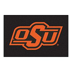 Officially Licensed NCAA Rug - Oklahoma State University