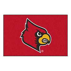 Officially Licensed NCAA Rug - University of Louisville