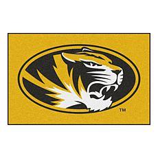 Officially Licensed NCAA Rug - University of Missouri