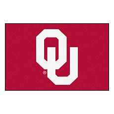 Officially Licensed NCAA Rug - University of Oklahoma
