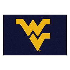 Officially Licensed NCAA Rug - West Virginia University