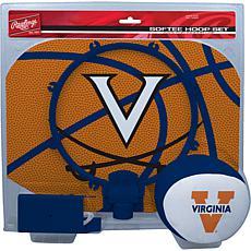 Officially Licensed NCAA Slam Dunk Softee Hoop Set - Virginia