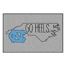 Officially Licensed NCAA Southern Style Rug - UNC Chapel Hill