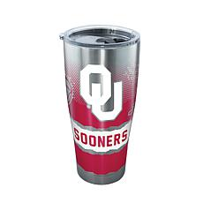 Officially Licensed NCAA Stainless Steel Tumbler - Oklahoma Sooners