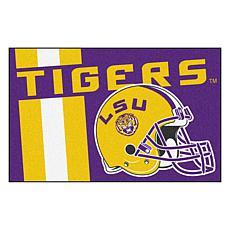 Officially Licensed NCAA Uniform Rug - Louisiana State University