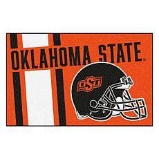 Officially Licensed NCAA Uniform Rug - Oklahoma State University