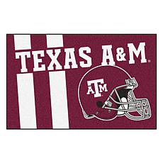 Officially Licensed NCAA Uniform Rug - Texas A&M University