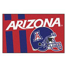 Officially Licensed NCAA Uniform Rug - University of Arizona