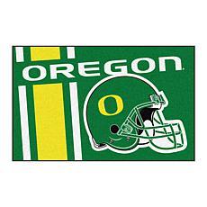 Officially Licensed NCAA Uniform Rug - University of Oregon
