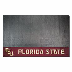 Officially Licensed NCAA Vinyl Grill Mat - Florida State University