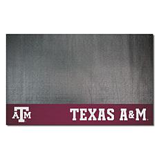 Officially Licensed NCAA Vinyl Grill Mat - Texas A&M University