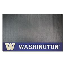 Officially Licensed NCAA Vinyl Grill Mat - University of Washington