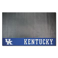 Officially Licensed NCAA Vinyl Grill Mat - University of Kentucky