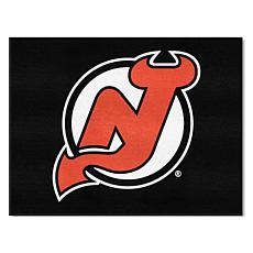 Officially Licensed New Jersey Devils All-Star Mat