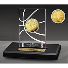 Officially Licensed New York Knicks 2x Champs Coin Desktop Display
