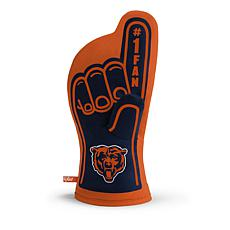 Officially Licensed NFL #1 Fan Oven Mitt