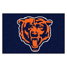 """Officially Licensed NFL 19"""" x 30"""" Rug - Chicago Bears"""