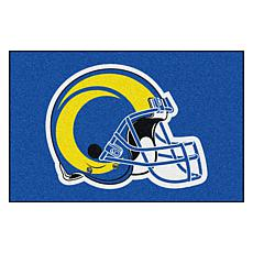 """Officially Licensed NFL 19"""" x 30"""" Rug - Los Angeles Rams"""