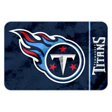 "Officially Licensed NFL 20"" x 30"" Raschel Rug"