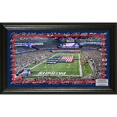 Officially Licensed NFL 2017 Signature Gridiron Collection - Patriots